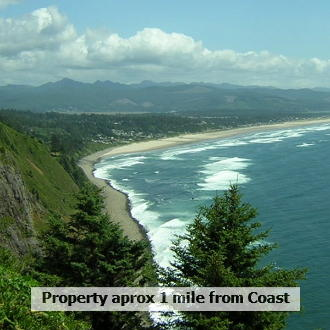 Beautiful Hideaway in Brighton Beach, a Quarter Mile from Nehalem Bay - Image 2
