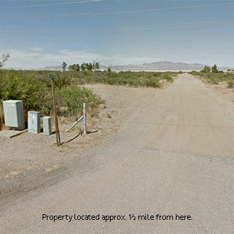 1 1/4 Acre Refuge Less than 10 Minutes from Cochise, Arizona - Image 2
