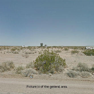 One Acre Arizona Escape Near Dateland - Image 1