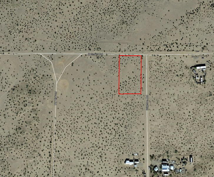 Flat, Open Acre of Land 10 minutes North of Dateland and I-8 - Image 2
