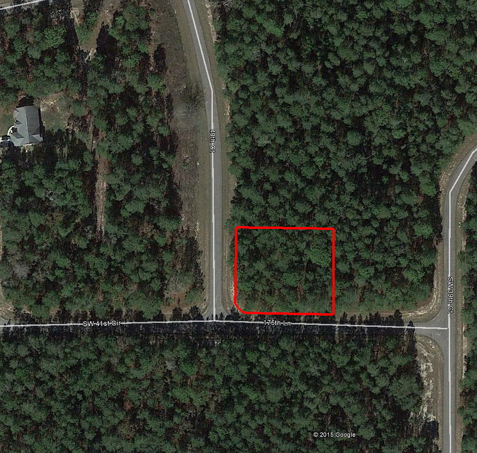 Great Lot, Over Half an Acre on Paved Road Near Marion Oaks - Image 3