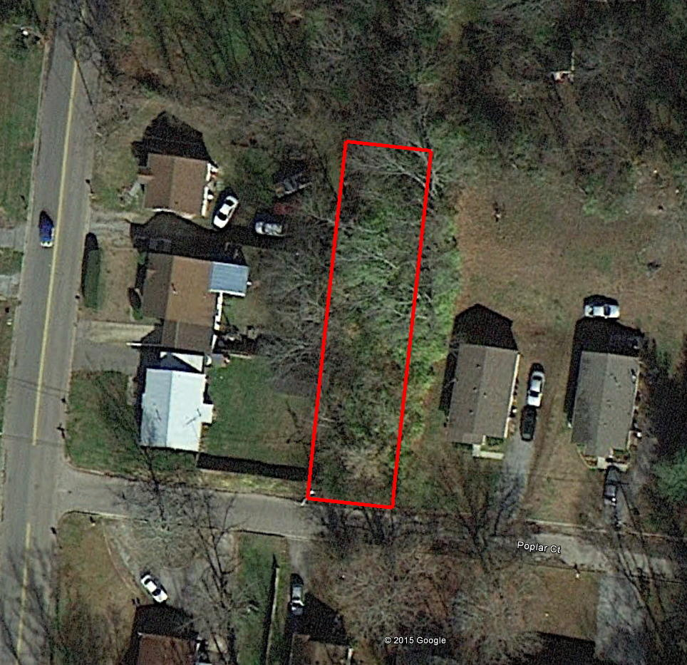 Nice Neighborhood Lot in Clarksville with Utilities Available - Image 1