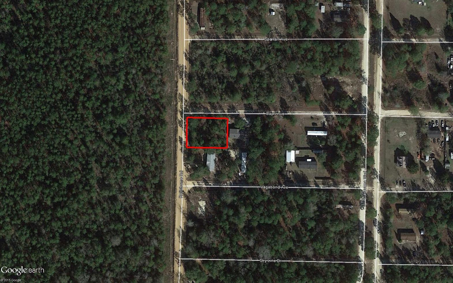 Corner Lot available in Fountain Florida - Image 2