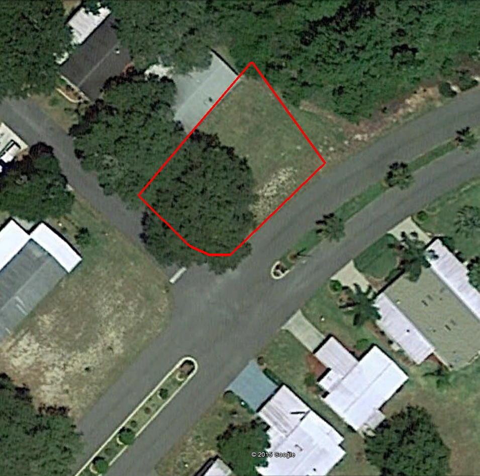 Corner Mobile Home Lot in Leesburg Florida - Image 2