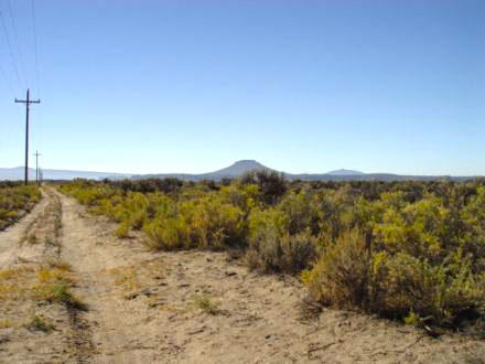 20 Acre Parcel Less than 11 Miles West of Christmas Valley - Image 3