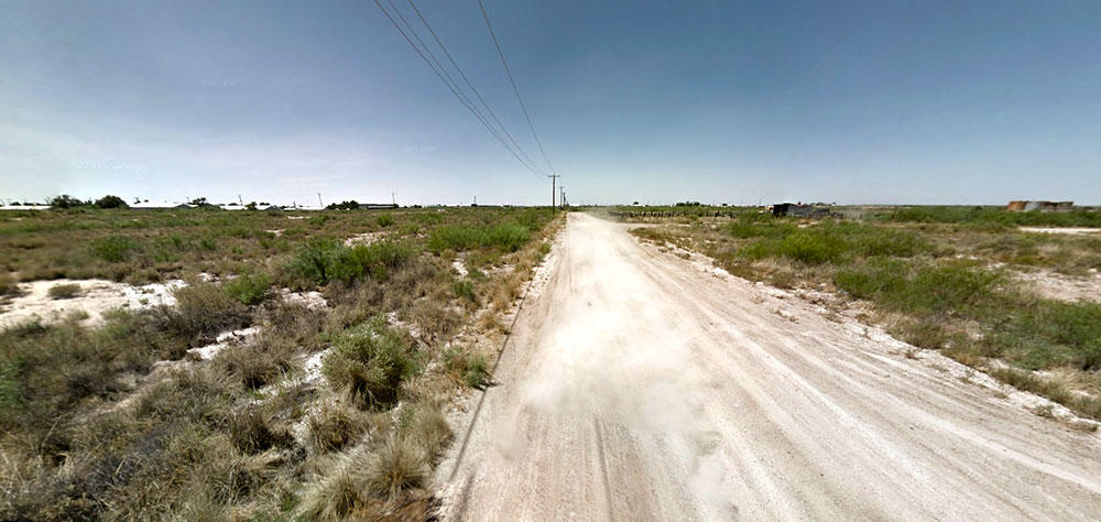 40 Acres of Tranquility Outside of City Limits in Pecos Texas - Image 2