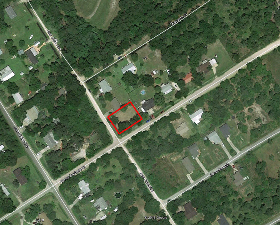 Almost One Quarter Acre Corner Lot in East Palatka - Image 2