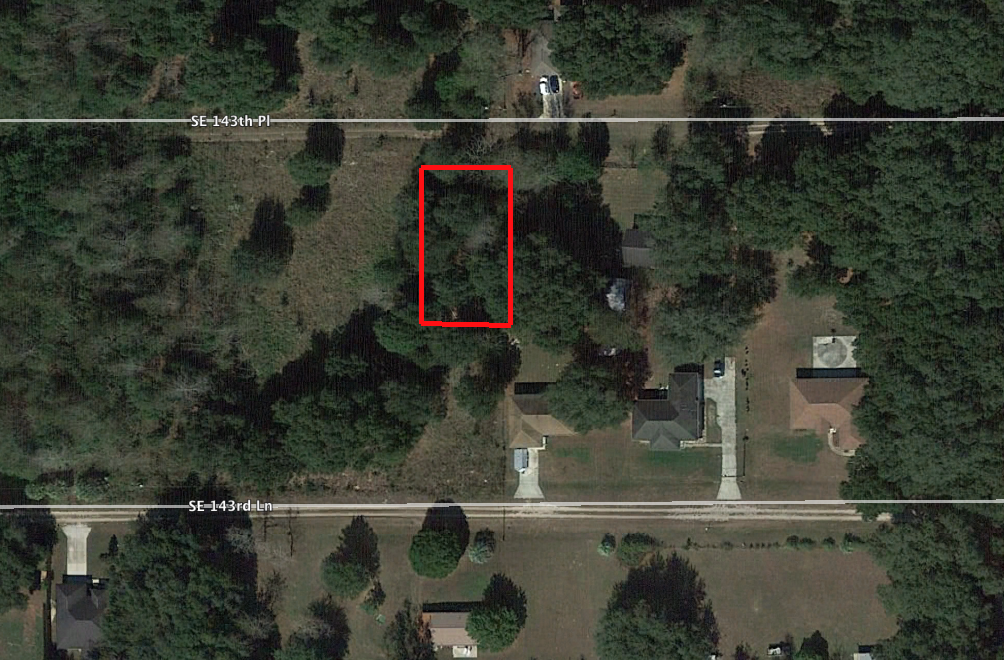 Rural lot in quiet neighborhood of Belleview - Image 1