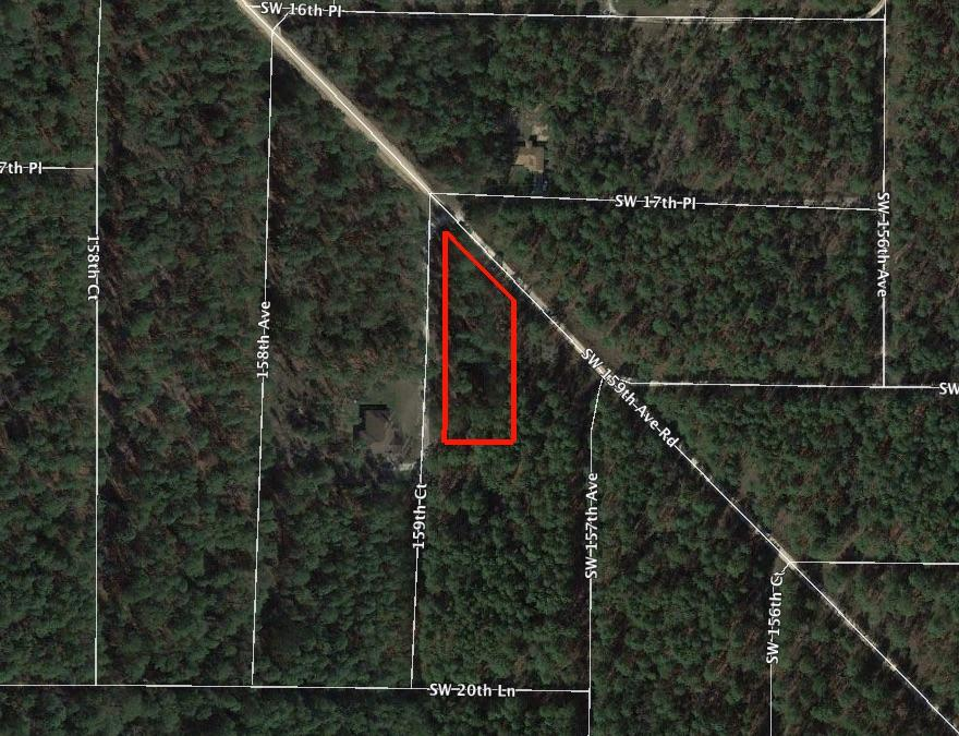 Treed Lot Just Under an Acre - Image 1