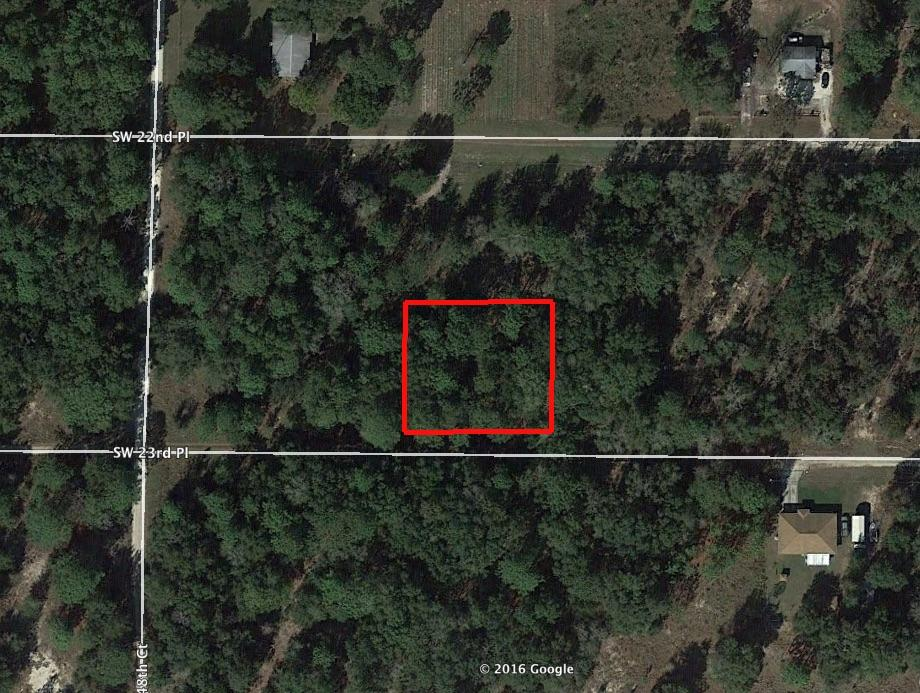 Just Under Half Acre Treed Lot - Image 1