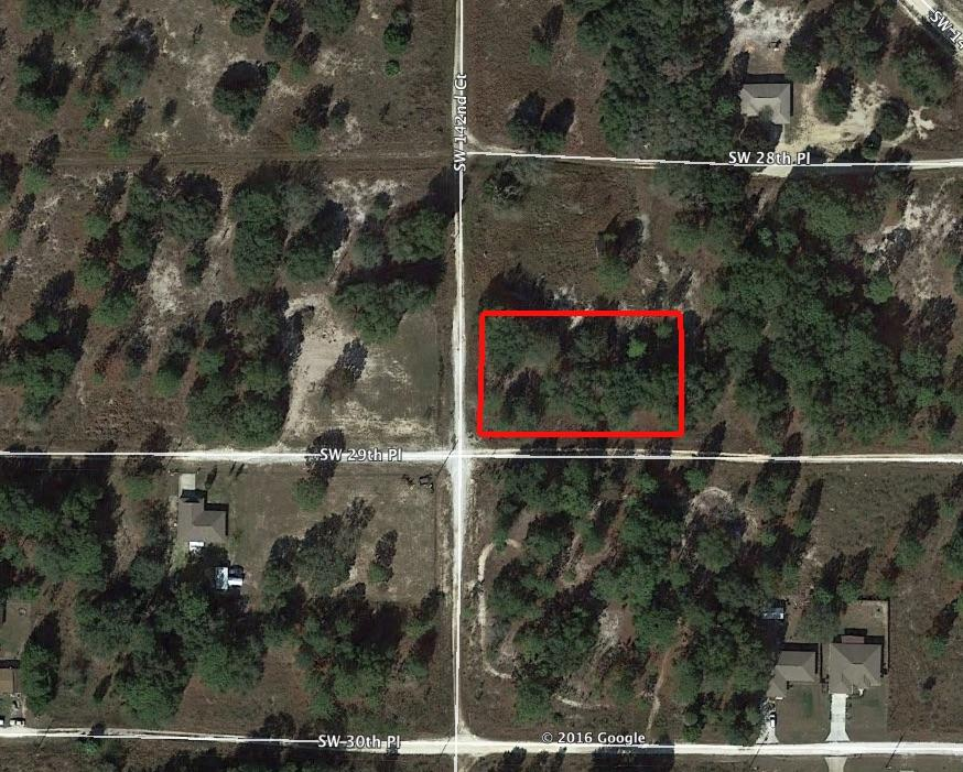 Well Over Half an Acre Parcel on Corner Lot - Image 1