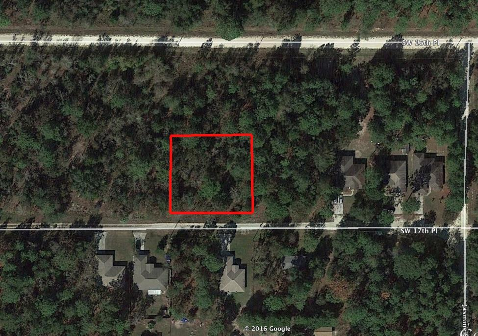 Residential Lot in Charming Ocala Florida - Image 1