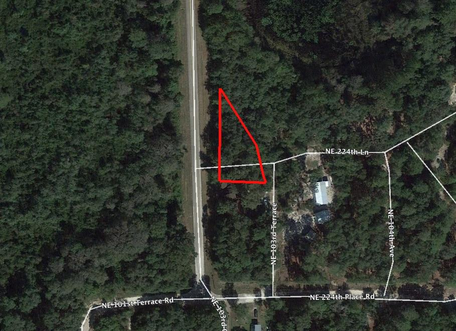 Fort McCoy Lot Close to Pegram Lake and Island Lake - Image 2