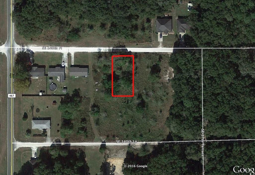 Quarter Acre Gem Outside of Belleview Florida - Image 1