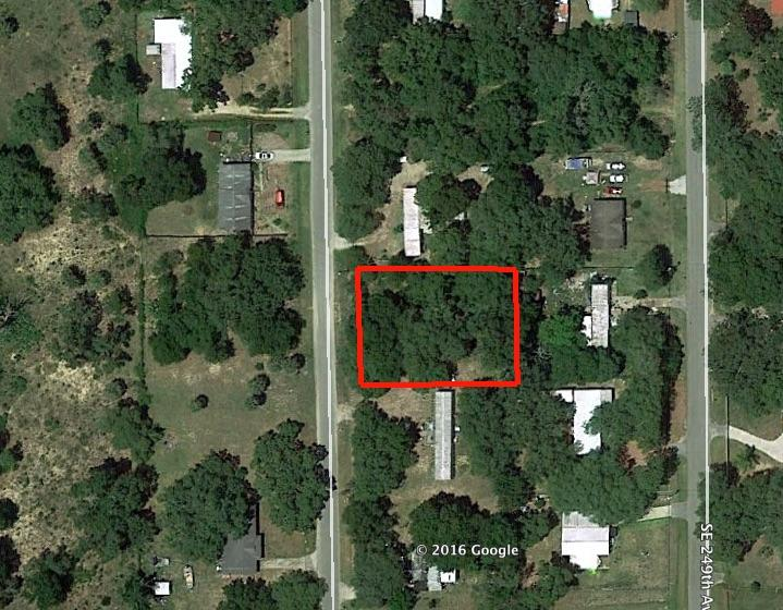 Parcel on SE 248th Terrace in Umatilla Florida - Image 1