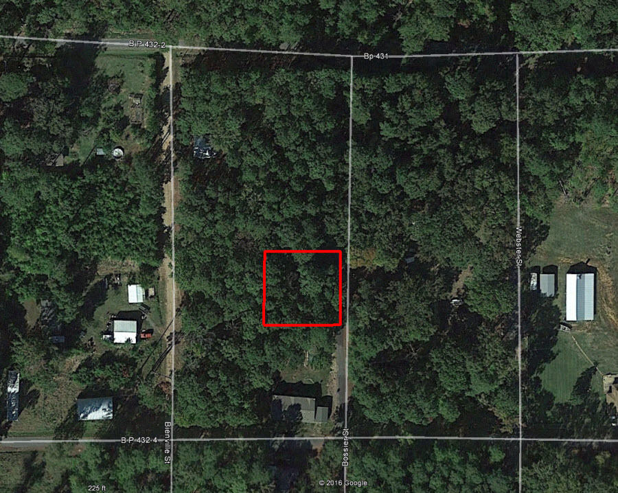 Wooded Louisiana Property Near Lake - Image 1