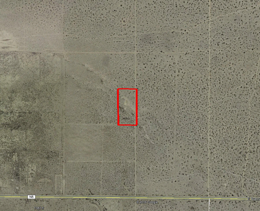 Five Acres of Land Less than 24 Miles from Palmdale - Image 2