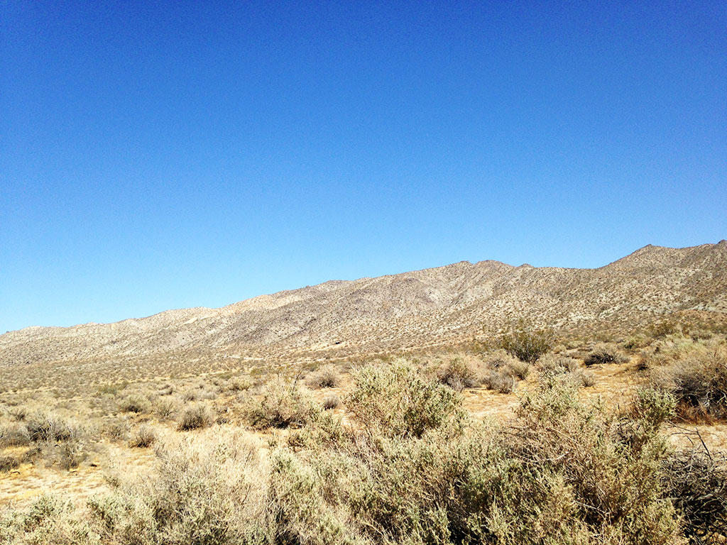 Two and a Half Acres Close the Base of the Rand Mountains in Freemont - Image 2