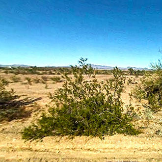 Remote Southern California Lot Near Arizona Border - Image 1