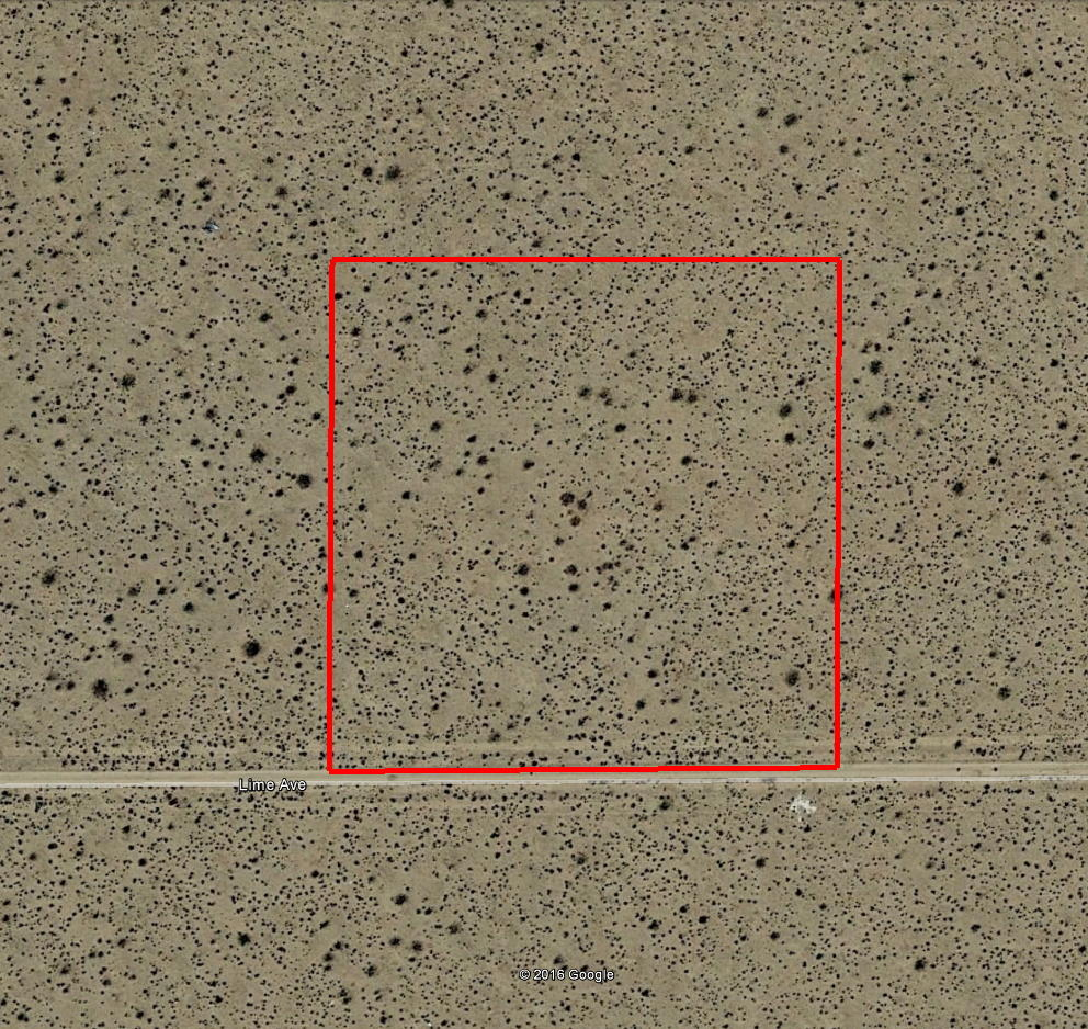 Over Two and a Half Acres in California City - Image 1