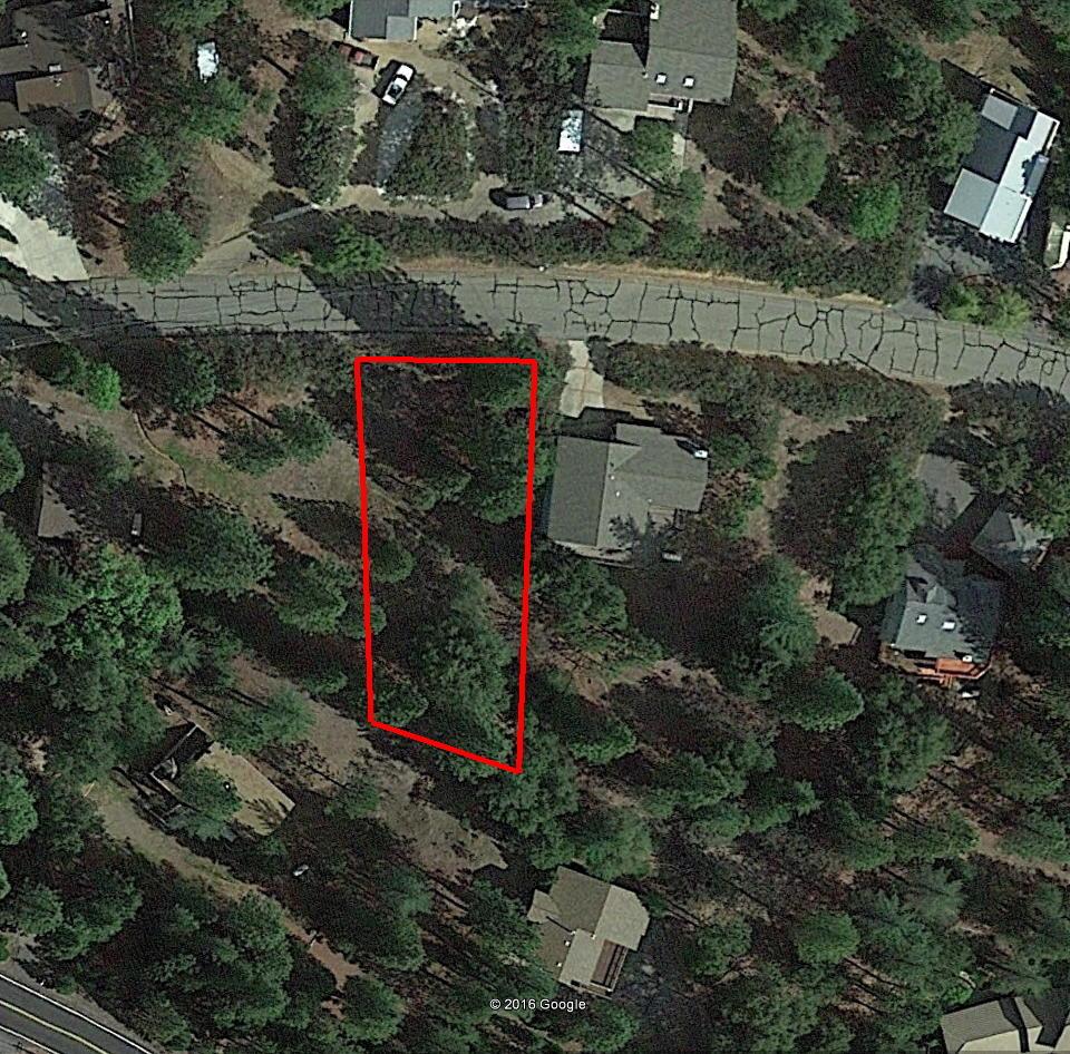 Hillside Residential Lot Near Pine Mountain Lake - Image 1