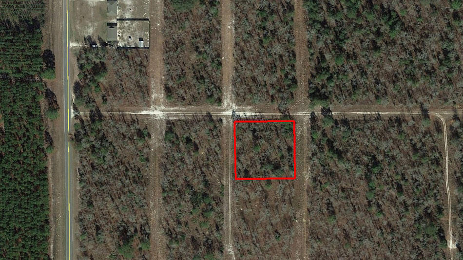 Large Lot in Undeveloped Subdivision - Image 1