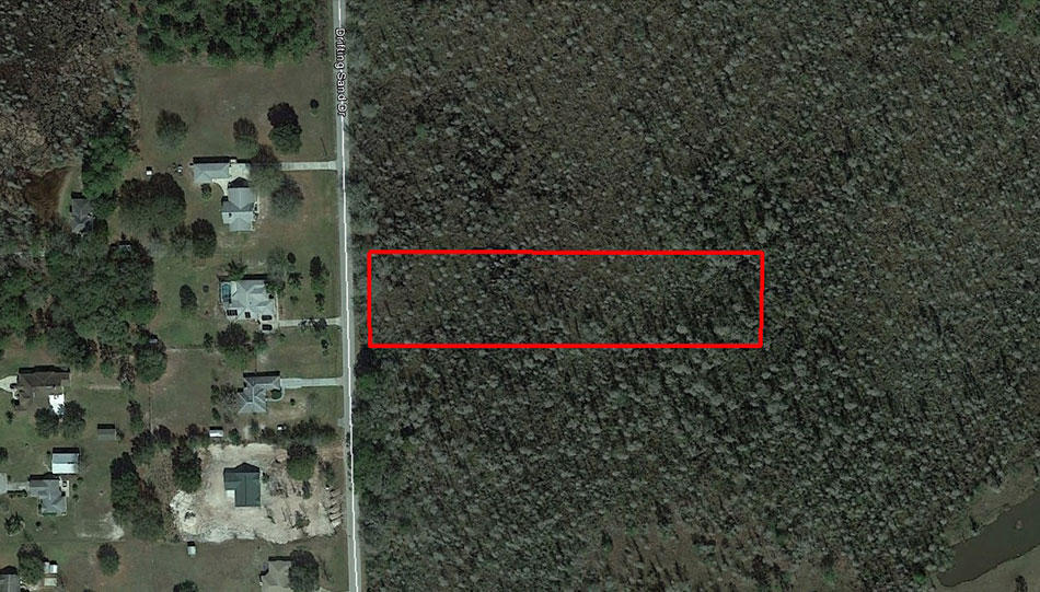 Over 2 Acres on Drifting Sand Drive - Image 1