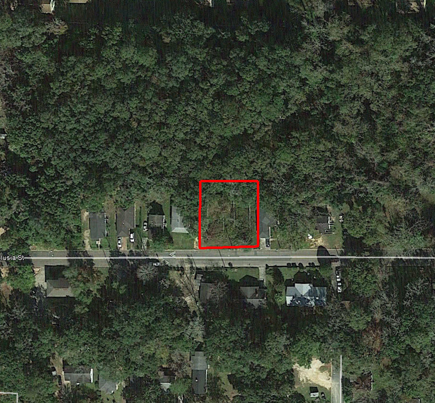 Partially Developed Lot in Tallahassee Suburb of Griffin Heights - Image 1