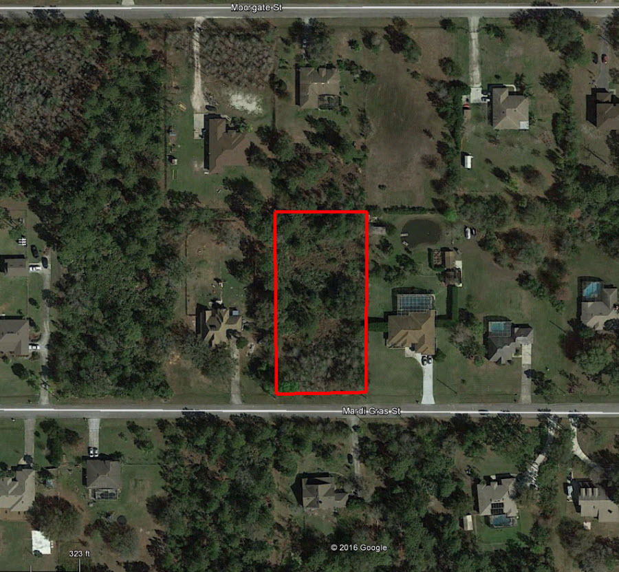 One Acre of Farming or Residential Land in Great New Neighborhood - Image 2