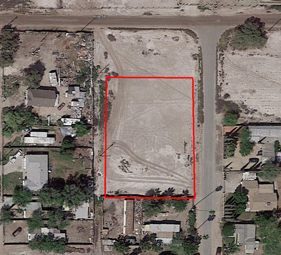 Flat California Homesite with Power Hookups - Image 1