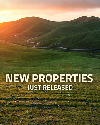 New Properties Just Released | LandCentral