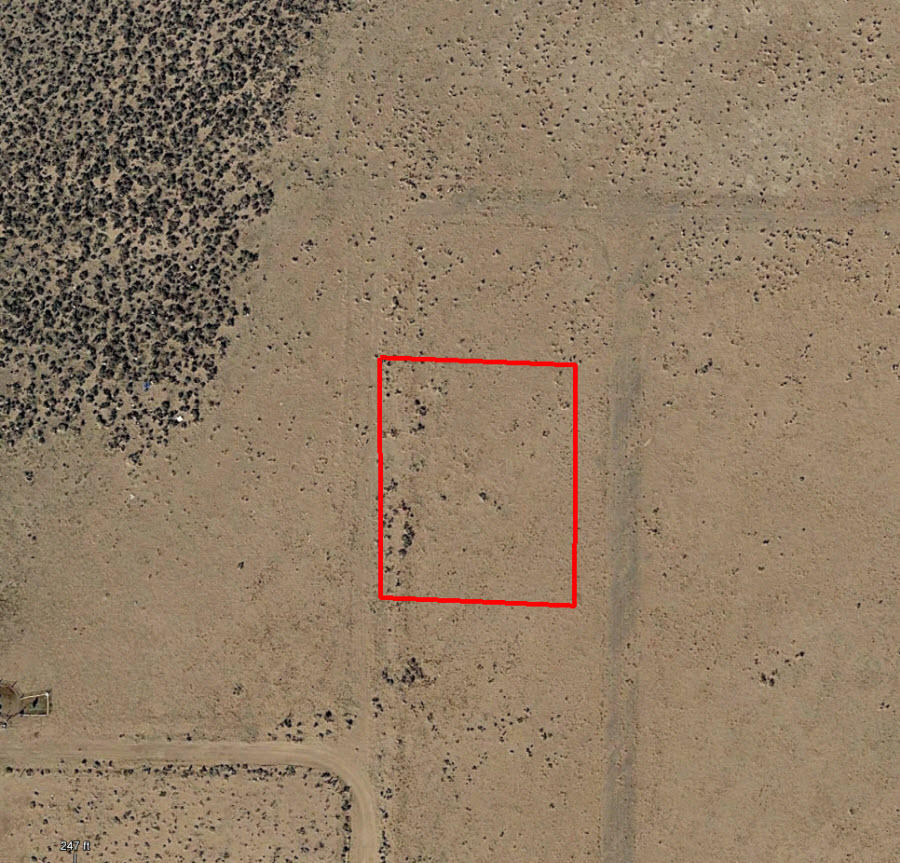 Small Lot in Rural Region of Honey Lake Valley - Image 1
