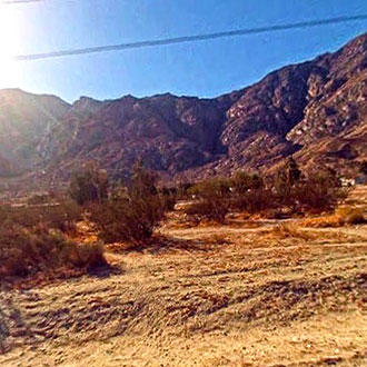 Mountain Views on the Outskirts of Cabazon California - Image 0