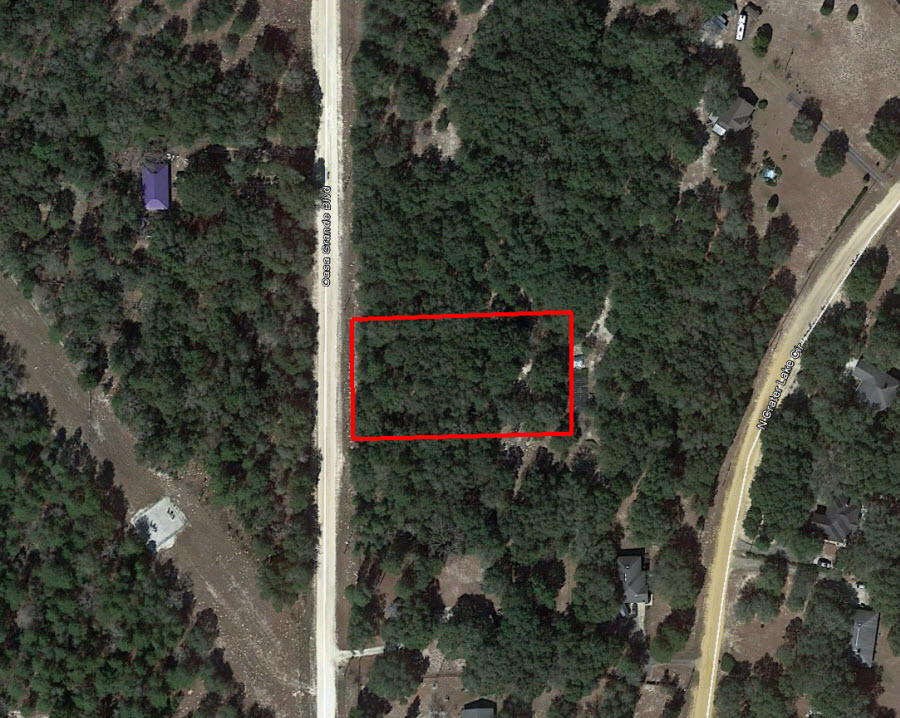 Over 1 Acre Lot Outside of Gainesville - Image 2