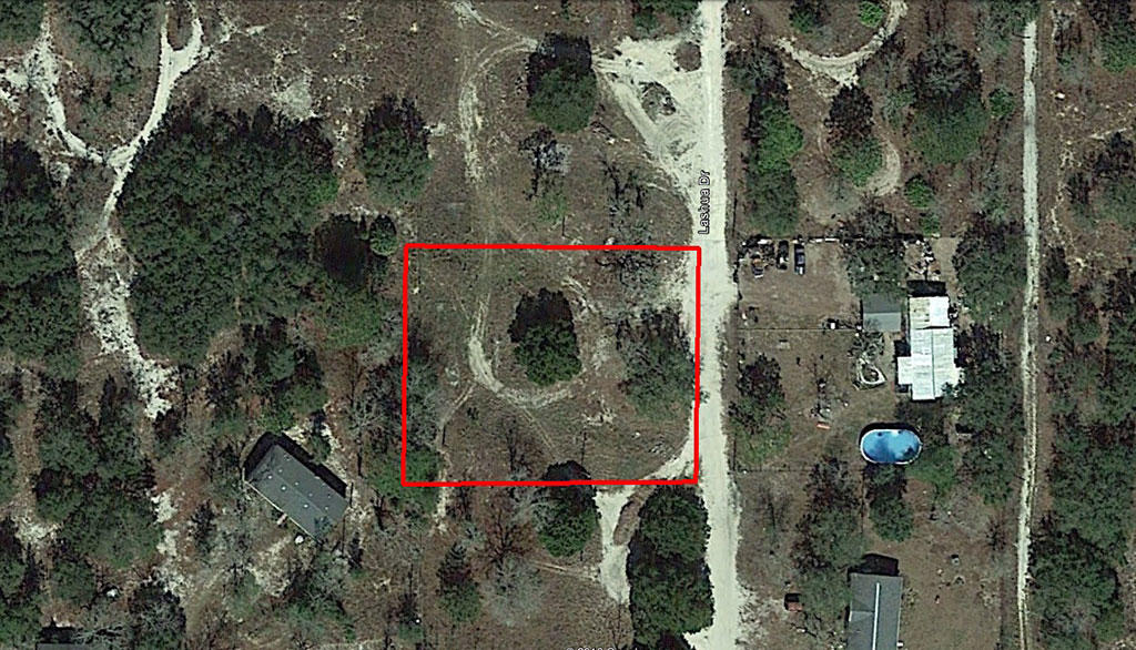 Mobile Home Friendly Half Acre Property in Springhill - Image 1