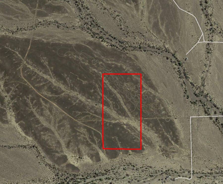 20 Acre Parcel About 28 Miles west of Cibola - Image 2