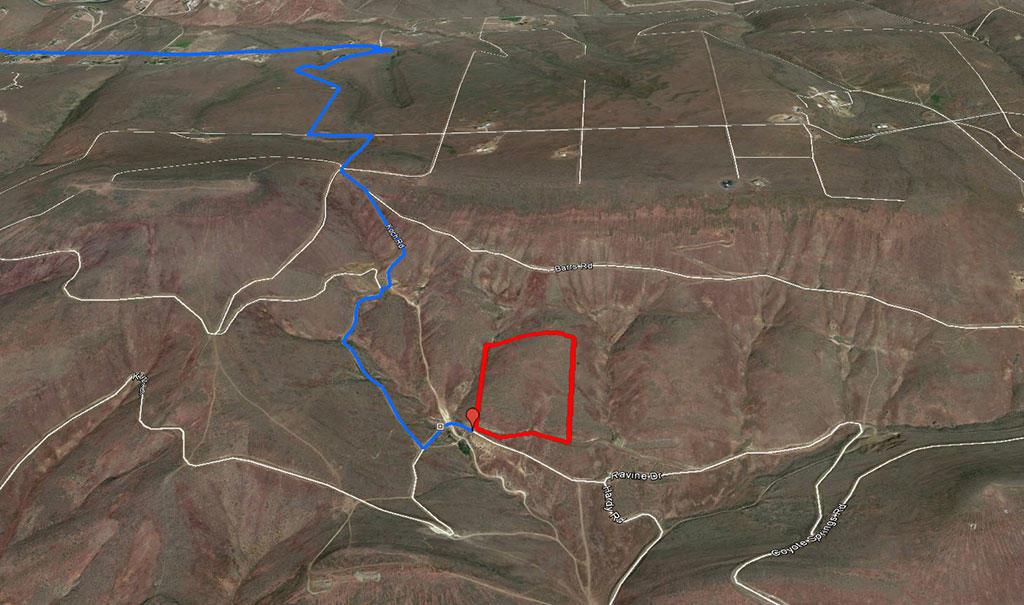 12 Plus acres on Hardy Road in Yakima County - Image 3
