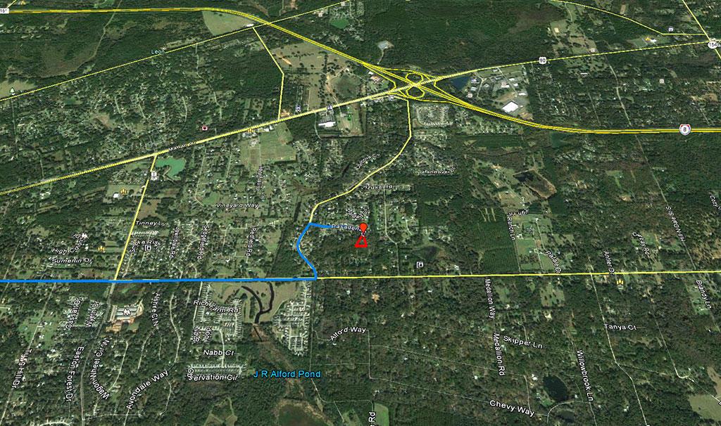 Lot on Cul-de-sac in Northeast Tallahassee - Image 3