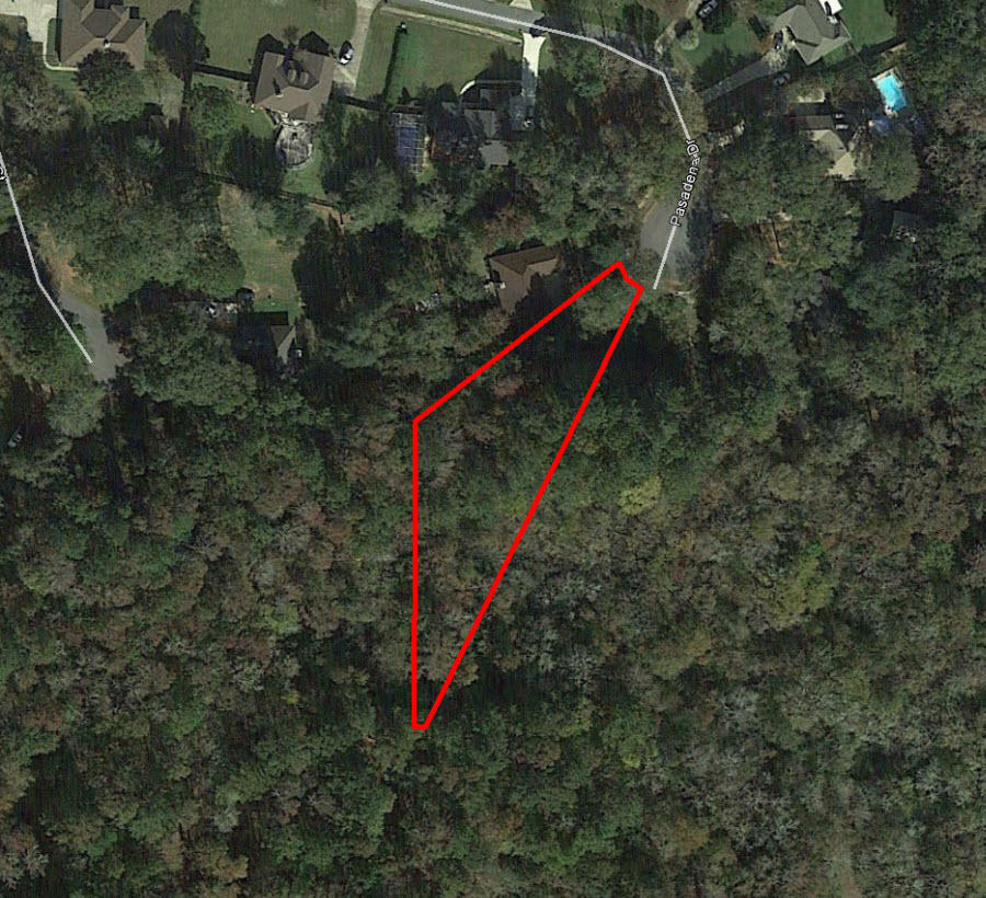 Pasadena Hills Lot Over Half Acre - Image 2