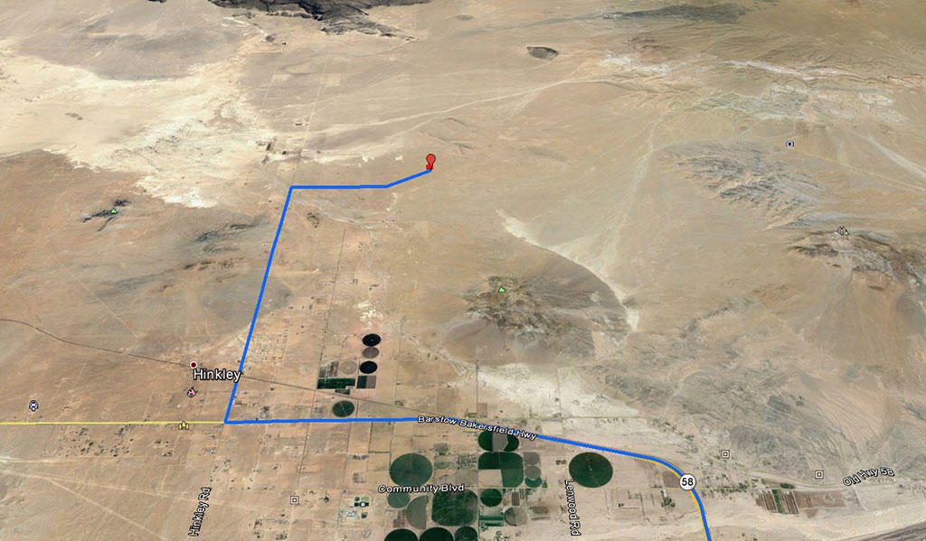 Remote 5 Acre Resource Conservation Lot in Barstow - Image 3