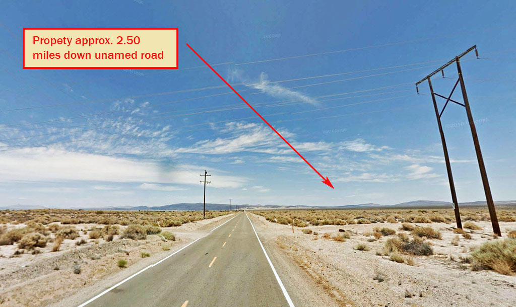 Remote 5 Acre Resource Conservation Lot in Barstow - Image 4
