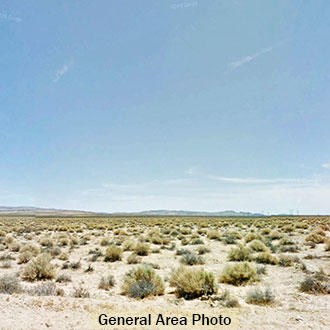 Remote 5 Acre Resource Conservation Lot in Barstow - Image 1