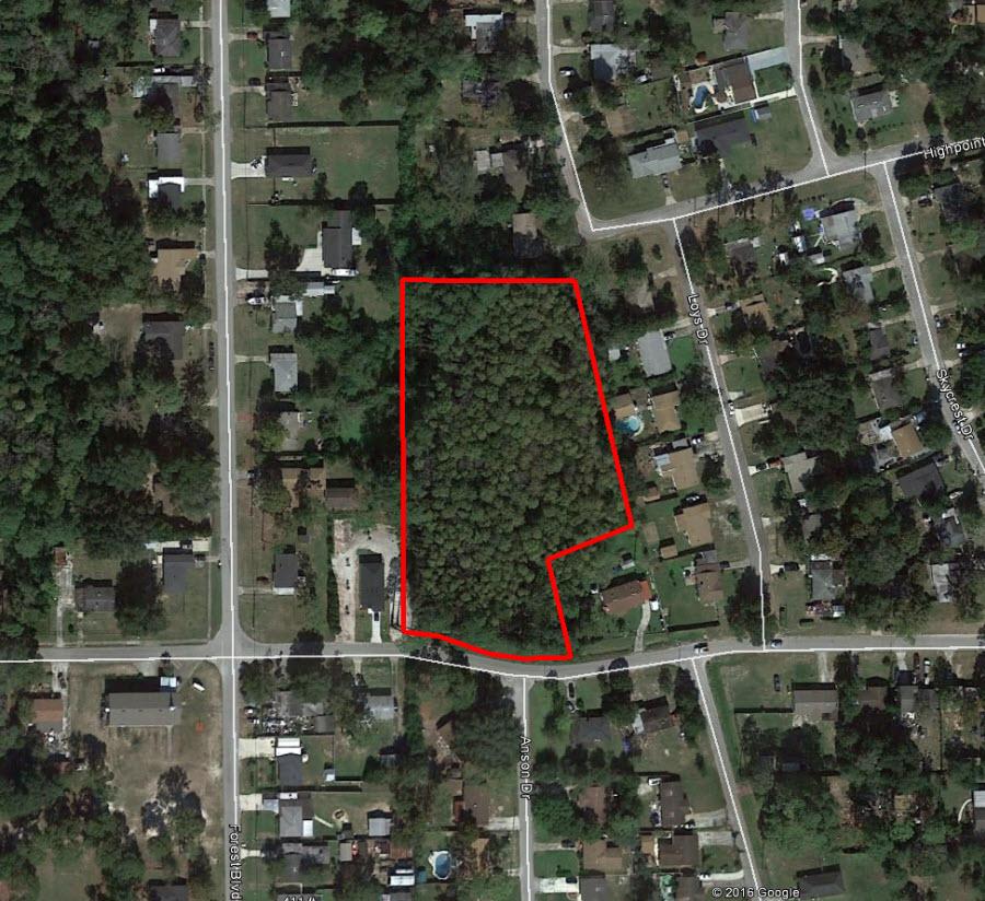 Large Acreage Land in Jacksonville - Image 1