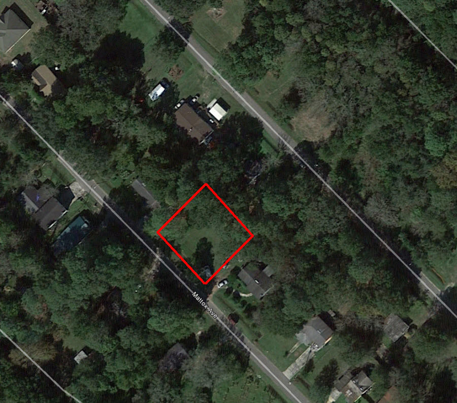 Quarter of an Acre in Jacksonville with Access to all Utilities - Image 1