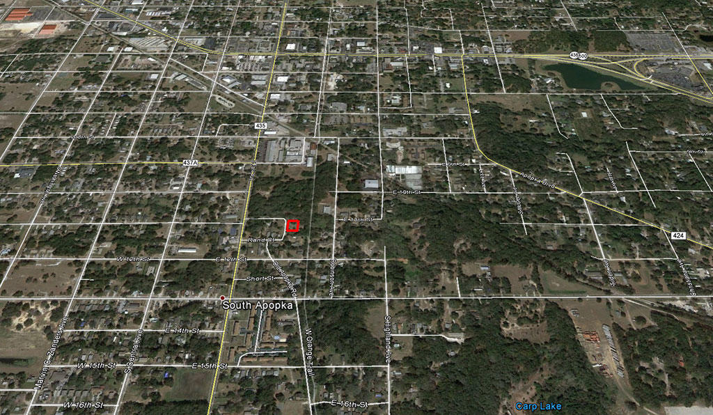 Residential Quarter of an Acre lot in Sunny Apopka - Image 2