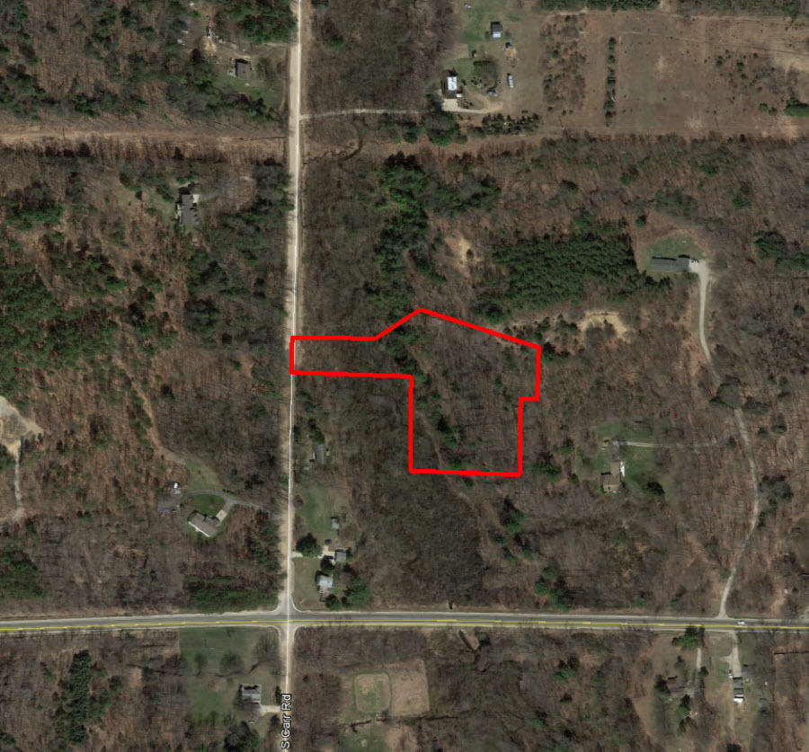 Over 3 Acres with Creek Running Through in Fruitport Michigan - Image 2