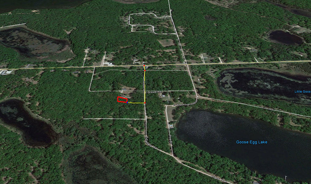 Wooded Parcel Close to Goose Egg Lake - Image 2