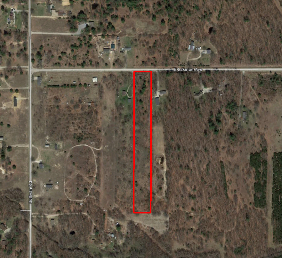 Five Acre Rural Land in Ravenna Michigan - Image 1