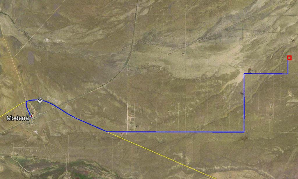 Southern Utah Acreage Near Modena - Image 3
