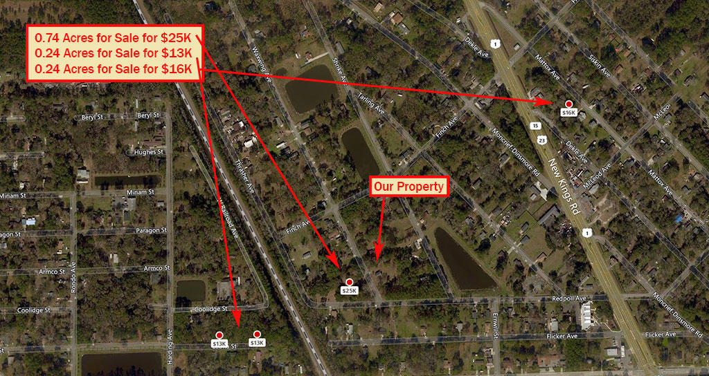 A Great Location in an Established Jacksonville Suburb - Image 3